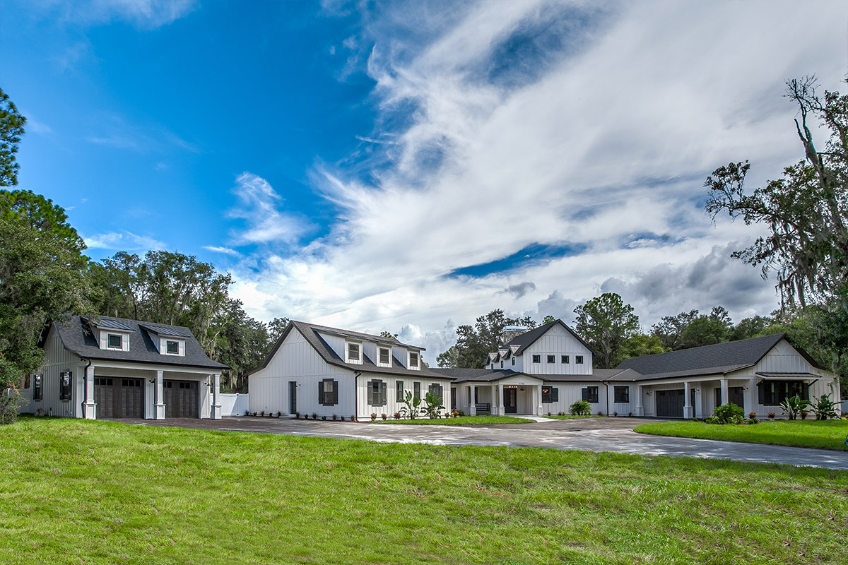 Amazing Country Home in Lithia!